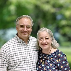 Steve and Jane Paulus